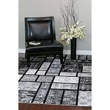 5 u0027 x 7 u0027 persian rugs floor area rug mat modern design carpet gray