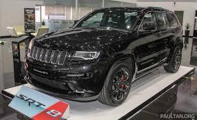 jeep grand hemi price jeep grand srt now in malaysia rm699k