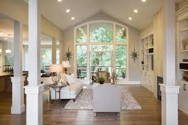 home design excellent vaulted ceiling ideas with arched window
