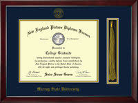 graduation frames with tassel holder diploma frames murray state