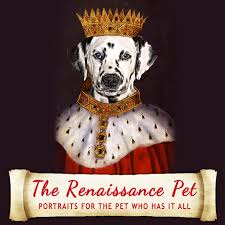 custom pet portraits for the dog or cat who has by renaissancepet