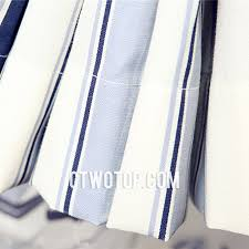 White And Blue Striped Curtains And Sailboat Ready Made Room White Blue Nautical Curtains