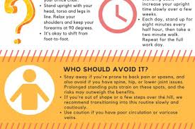 Benefits Of Standing Desk by Choosing An Office Chair That Won U0027t Kill You Outside Online