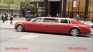 limousine rolls royce red rolls royce phantom stretch limo stuff to buy pinterest