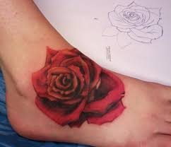 50 beautiful rose tattoo designs entertainmentmesh