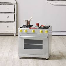 Play Kitchen From Old Furniture by Future Foodie Play Oven The Land Of Nod