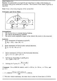 fundamentals of machine component design student solutions