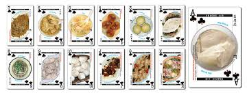 food clubs food cards food cards