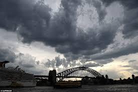 bureau de change sydney savage thunderstorm smashes into sydney causing mass