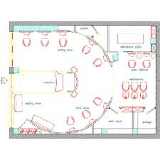 2d salon floor plan salon floor plans salon equipment and