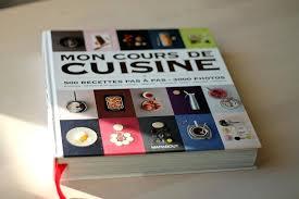 livre de cuisine marabout mon livre de cuisine livre mon cours de cuisine marabout creer mon