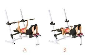 What Do Bench Presses Work Out How To Do A Bench Press Women U0027s Health