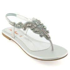 silver flat wedding shoes the 25 best silver flat sandals ideas on silver flats