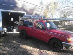 ford ranger ladder racks birddog s 96 beater ranger forums the ford ranger