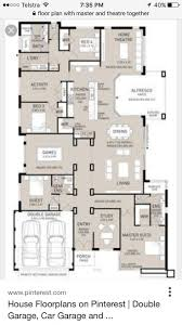 Theater Floor Plan 189 Best Home House Plans Images On Pinterest House Floor