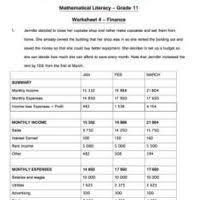 grade 11 maths caps worksheets an investigation of mathematical