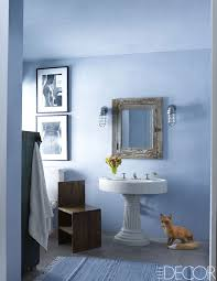 Best Color For Bathroom Best Bathroom Colors Ideas For Bathroom Color Schemes Elle Decor