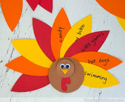 thanksgiving day crafts for toddlers 2017 calendars