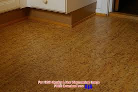 Floating Floor In Basement - dining room brilliant articles about cork flooringinstallation