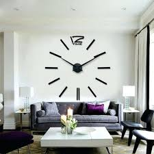 wall clocks canada home decor 36 inch wall clock medium size of home decor large oval wall clock