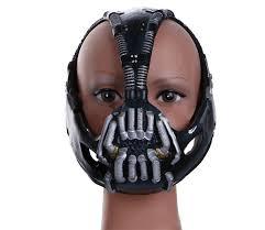 Bane Halloween Costume Kupuj Wyprzedażowe Bane Mask Od Chińskich Bane Mask