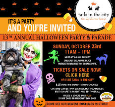 park city dog parade halloween tails in the city events