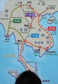 India States Map Myanmar The Missing Link From Western China To India U0027s N E States