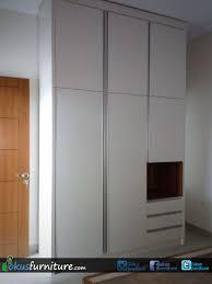 lemari pakaian full plafon minimalis fokusfurniture com kitchen