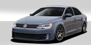 volkswagen jetta coupe 11 14 volkswagen jetta gli look duraflex full body kit 109318