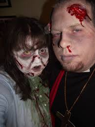 zombie contacts spirit halloween momma melly exorcist couple costumes