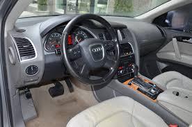 Audi Q7 Gold - 2007 audi q7 3 6 premium quattro stock m482a for sale near