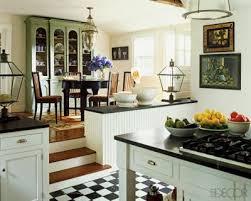 interior design for split level homes 50s style kitchen decor home kitchen kitchenliving area home