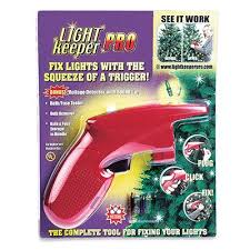 How To Fix Christmas Lights Half Out Lightkeeper Pro Christmas Light Repair Tool Model 01203 Cd