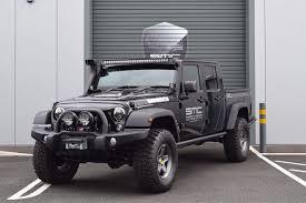 jeep wrangler pickup black jeep wrangler 3 6 black mountain rubicon double cab pick up black 2018