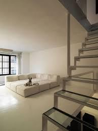 delightful minimalist interior design living room singapore flat