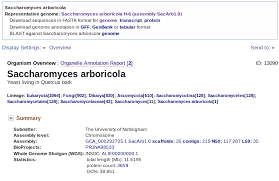 birch tutorial finding and retrieving complete eukaryotic genomes
