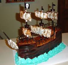 pirate ship cake pirate ship cake cakecentral