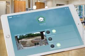 nest cam outdoor home security time machine digitized house