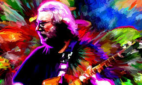 jerry garcia grateful dead signed prints available at laartwork