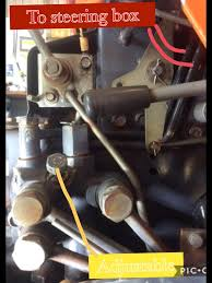 b2150 power steering box problems page 2 orangetractortalks
