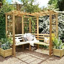 Garden Pagoda Ideas Garden Pergola Plans Pergola Cedar Garden Arbor Plans