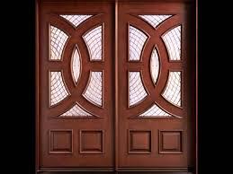 latest design solid wood door wooden doors with glass kunjungi