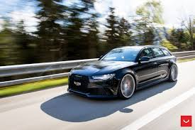 vossen europe audi rs6 avant on cv3 r wheels vossen wheels