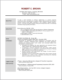 resume objective for entry level engineer job resume objective entry level therpgmovie