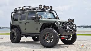 jeep custom wheels cec miami jeep wrangler build