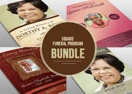 104 best funeral program templates images on pinterest program