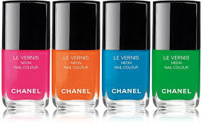 chanel neon wave summer 2017 collection u2013 beauty trends and latest