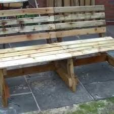 awesome outdoor bench projects you can build at home photo on