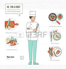 Chef Skills Resume Professional Female Mechanical Engineer Infographic Skills Resume