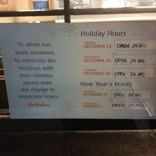 retail hell underground tim hortons hours signage fail